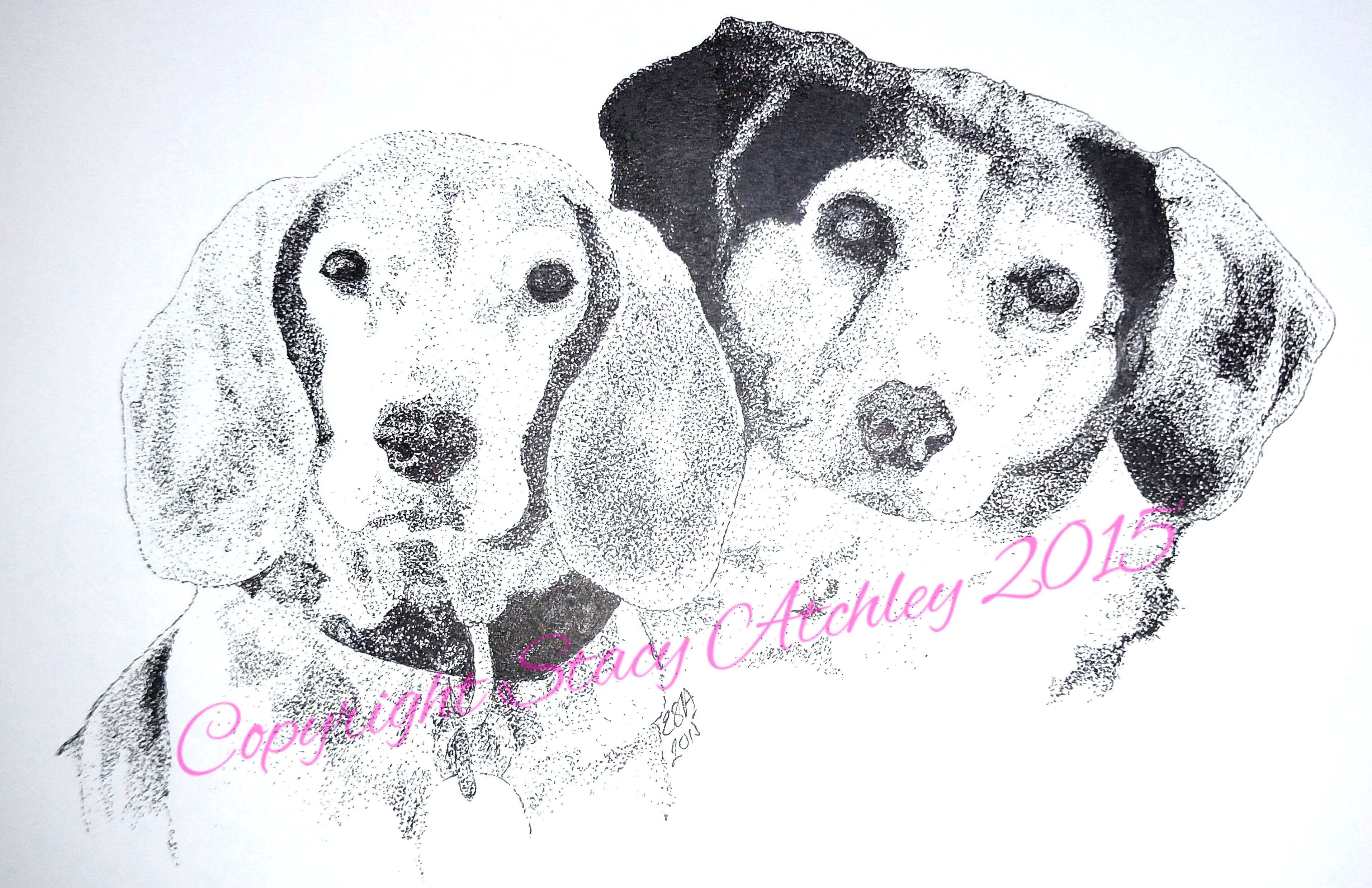 Molly and Copper 2016W